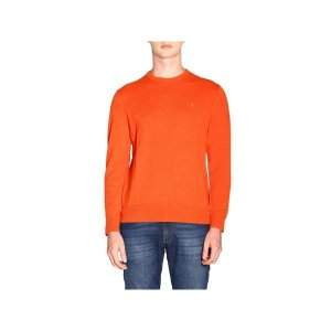 ラルフローレン ニット、セーター メンズ アウター orange