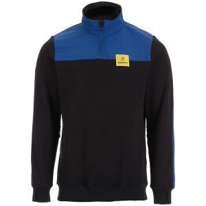 バタレオン メンズ Tシャツ トップス Bataleon Snowproof Sweater Blue/Black astyshop
