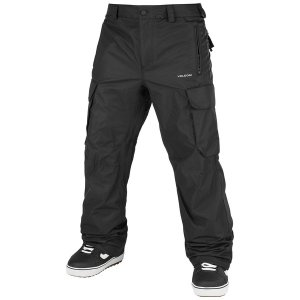 ボルコム メンズ カジュアルパンツ ボトムス Volcom V.Co Hunter Pants Black|astyshop