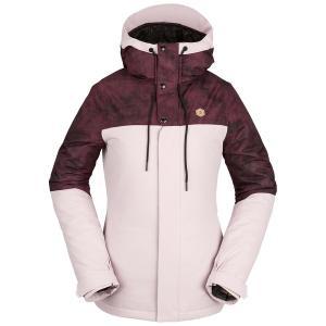 ボルコム レディース ジャケット&ブルゾン アウター Volcom Bolt Insulated Jacket - Women's Hazey Pink|astyshop