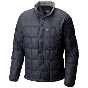 マウンテンハードウェア メンズ Tシャツ トップス Mountain Hardwear PackDown Jacket Dark Zinc astyshop