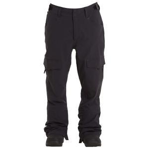 ビラボン メンズ カジュアルパンツ ボトムス Billabong Ascent STX Pants Black|astyshop