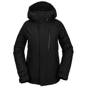 ボルコム レディース ジャケット&ブルゾン アウター Volcom Aris GORE-TEX Jacket - Women's Black|astyshop