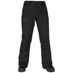 ボルコム レディース カジュアルパンツ ボトムス Volcom Knox Insulated GORE-TEX Pants - Women's Black|astyshop