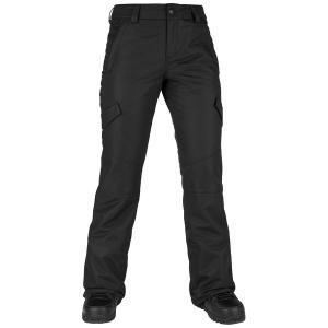 ボルコム レディース カジュアルパンツ ボトムス Volcom Bridger Insulated Pants - Women's Black|astyshop
