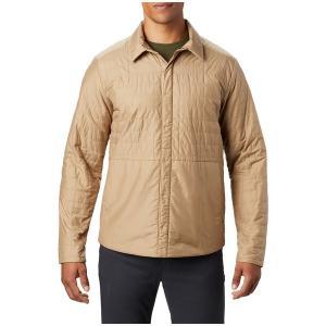 マウンテンハードウェア メンズ Tシャツ トップス Mountain Hardwear Skylab Insulated Shirt Scout astyshop