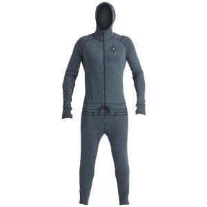 エアブラスター メンズ Tシャツ トップス Airblaster Merino Ninja Suit Citron astyshop