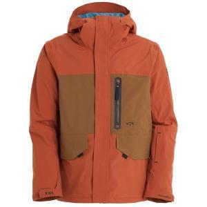 ビラボン メンズ ジャケット&ブルゾン アウター Billabong Delta STX Jacket Auburn|astyshop