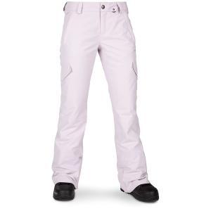 ボルコム レディース カジュアルパンツ ボトムス Volcom Bridger Insulated Pants - Women's Violet Ice|astyshop