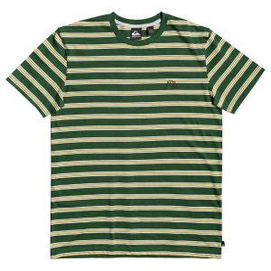 クイックシルバー メンズ Tシャツ トップス Quiksilver Coreky T-Shirt Misted Yellow astyshop