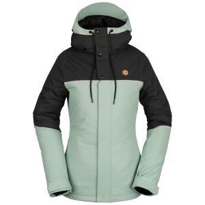 ボルコム レディース ジャケット&ブルゾン アウター Volcom Bolt Insulated Jacket - Women's Mint|astyshop