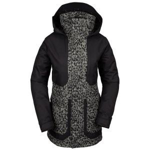ボルコム レディース ジャケット&ブルゾン アウター Volcom Leeland Jacket - Women's Leopard|astyshop