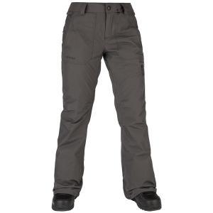 ボルコム レディース カジュアルパンツ ボトムス Volcom Knox Insulated GORE-TEX Pants - Women's Dark Grey|astyshop