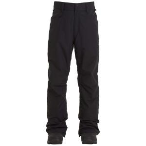 ビラボン メンズ カジュアルパンツ ボトムス Billabong Outsider Pants Black|astyshop