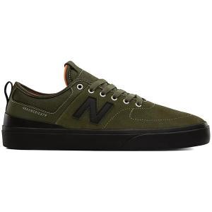 ニューバランス メンズ スニーカー シューズ New Balance Numeric 379 Skate Shoes Army/Green/Black|astyshop