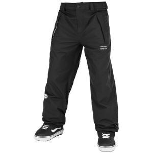 ボルコム メンズ カジュアルパンツ ボトムス Volcom Longo GORE-TEX Pants Black|astyshop
