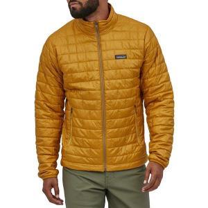 パタゴニア メンズ ジャケット&ブルゾン アウター Patagonia Nano Puff Jacket Buckwheat Gold astyshop