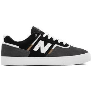 ニューバランス メンズ スニーカー シューズ New Balance Numeric 306 Shoes Black/Grey|astyshop