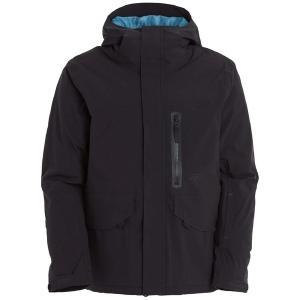 ビラボン メンズ ジャケット&ブルゾン アウター Billabong Delta STX Jacket Black|astyshop