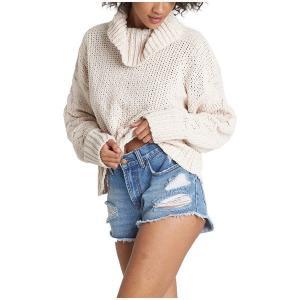 ビラボン レディース ニット&セーター アウター Billabong Cherry Moon Sweater - Women's Whisper|astyshop