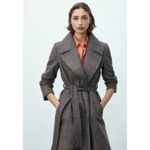マッシモ ドゥッティ コート レディース アウター Classic coat - grey astyshop
