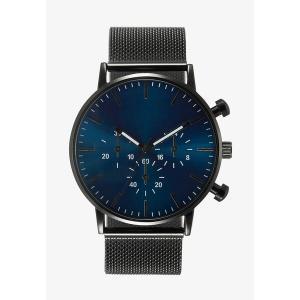 ピアワン 腕時計 メンズ アクセサリー Watch - gunmetal|astyshop