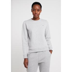 トミー ヒルフィガー パーカー・スウェットシャツ レディース アウター HERITAGE CREW NECK  - Sweatshirt - light grey|astyshop