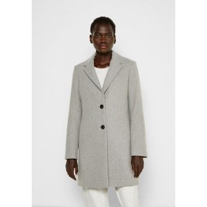 マックス アンド コー コート レディース アウター APPESO - Classic coat - pearl grey astyshop