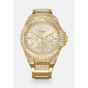 ゲス 腕時計 メンズ アクセサリー MENS SPORT - Chronograph watch - champagne|astyshop