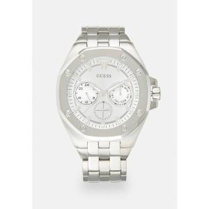 ゲス 腕時計 メンズ アクセサリー Watch - silver-coloured|astyshop