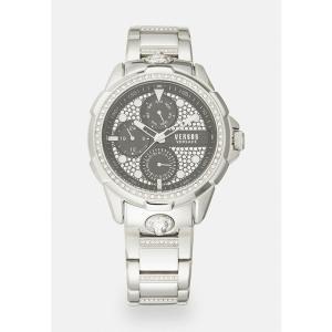 ヴェルサス ヴェルサーチ 腕時計 メンズ アクセサリー 6EME ARRONDISSMENT - Chronograph watch - silver-coloured|astyshop