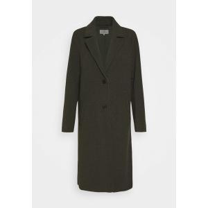 トムテイラー コート レディース アウター Classic coat - dark rosin green astyshop