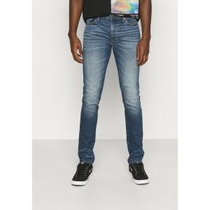 アメリカンイーグル デニムパンツ メンズ ボトムス Slim fit jeans - brilliant blue|astyshop