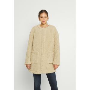 ヴェロモーダ コート レディース アウター VMSIMI - Winter coat - oetmeal astyshop