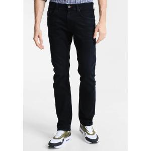 トミー ヒルフィガー デニムパンツ メンズ ボトムス DENTON - Straight leg jeans - blue black|astyshop