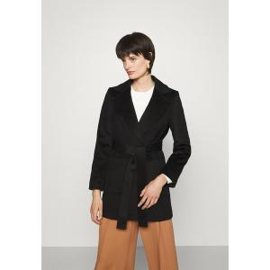 マックス アンド コー コート レディース アウター SHORTRUN - Classic coat - black astyshop