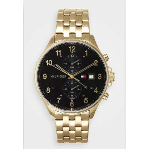 トミー ヒルフィガー 腕時計 メンズ アクセサリー WEST - Watch - gold-coloured|astyshop