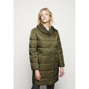 フューゴ コート レディース アウター FASARA - Winter coat - khaki astyshop