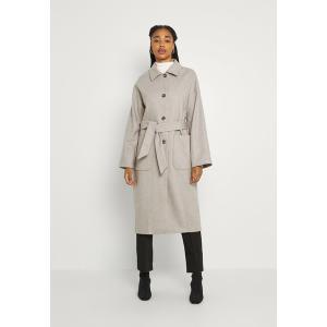 エディテッド コート レディース アウター TOSCA COAT - Classic coat - beige melange astyshop