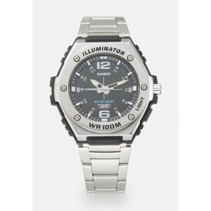 カシオ 腕時計 メンズ アクセサリー Watch - silver-coloured|astyshop