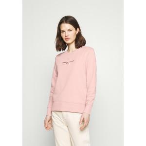 トミー ヒルフィガー パーカー・スウェットシャツ レディース アウター REGULAR - Sweatshirt - soothing pink|astyshop