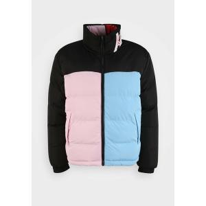 カール カナイ コート レディース アウター REVERSIBLE BLOCK PUFFER - Winter jacket - multicolor astyshop