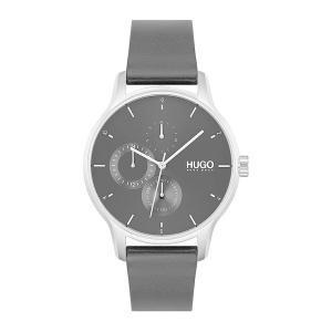 フューゴ 腕時計 メンズ アクセサリー ANALOG QUARZ - Watch - silber|astyshop