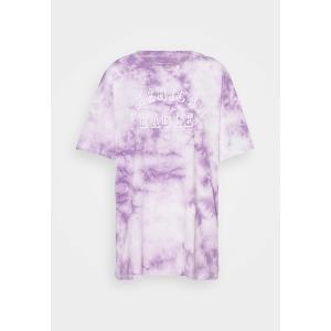 アメリカンイーグル Tシャツ レディース トップス BRANDED FASHION LENNON TEE - Print T-shirt - purple|astyshop