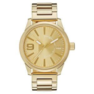 ディーゼル 腕時計 メンズ アクセサリー RASP - Watch - gold-coloured|astyshop