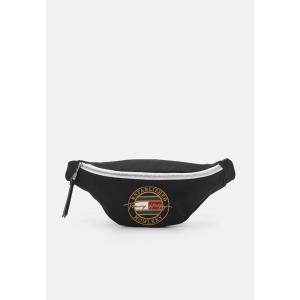 トミー ヒルフィガー ボディバッグ・ウエストポーチ メンズ バッグ SIGNATURE CROSSBODY UNISEX - Bum bag - black|astyshop