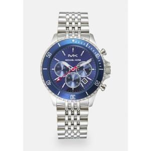 マイケルコース 腕時計 メンズ アクセサリー Chronograph watch - silver-coloured|astyshop