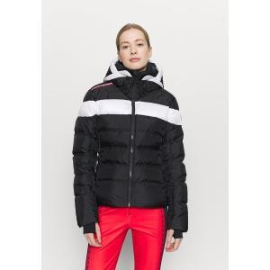 ロシニョール コート レディース アウター HIVER - Ski jacket - black astyshop