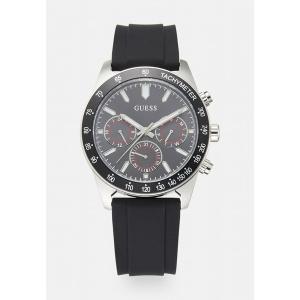 ゲス 腕時計 メンズ アクセサリー ALTITUDE - Chronograph watch - black|astyshop