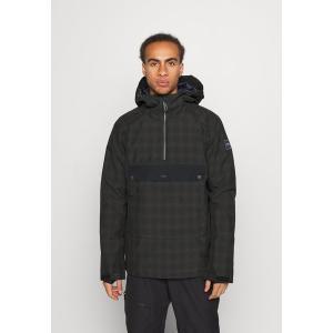 ビラボン ジャケット&ブルゾン メンズ アウター STALEFISH - Snowboard jacket - black plaid|astyshop